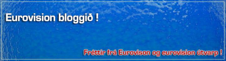 Allt um Eurovision á einum stað ! - Hausmynd